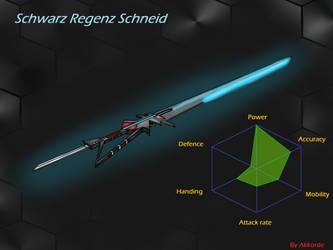 Schwarz Regenz Schneid by Akkorde
