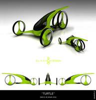 concept car turtle by qlas