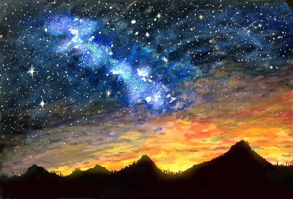 Before the Sun Sleeps by LegionEllen