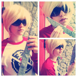 Dave Strider Cosplay 2 by beaniek4
