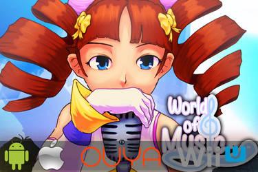 World of Music  Coming Soon by HyperAnimator