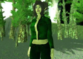 Sari Lidel - OC by HyperAnimator