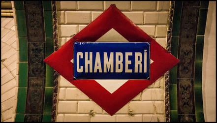 Chamberi by MarkHumphreys