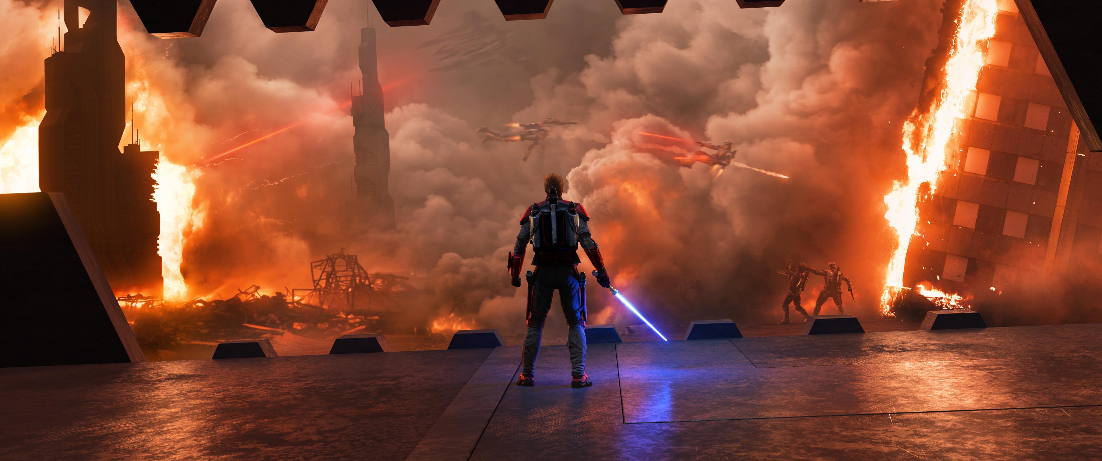 Star Wars - Siege of Mandalore by thetechromancer