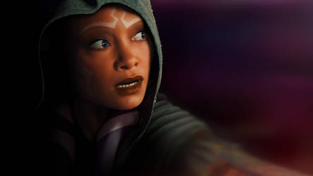 Star Wars - A Tear for the Lost (Ahsoka Tano) by thetechromancer