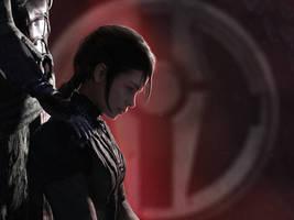 Redemption (Dark Version) by thetechromancer