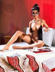 Coffee Time by Kayleyss