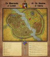 The City of Lochrul by Kaloith