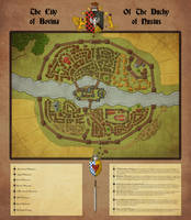 The City of Bovina by Kaloith