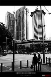 Urban - Singapore 03 by MikeRaats