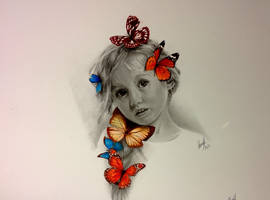 Butterfly (Finished) by Chimere36