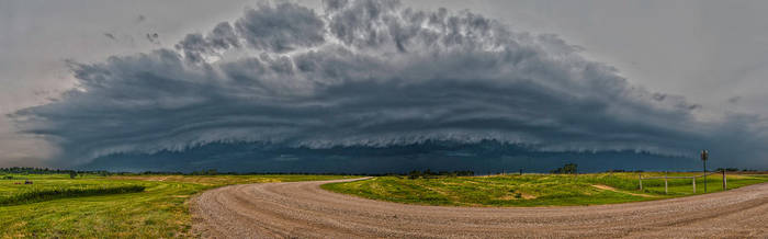 Storm Front HDR by Dimentichisi