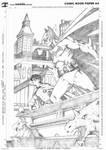 DC TEST - Batman 654 Cover by Onimetal