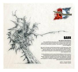 Bahn - Lines by Onimetal