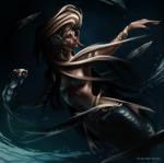 Iara by Onimetal
