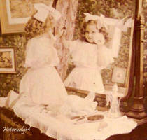 Edwardian girl by historicalgirl