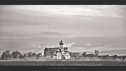 Monastery Sveta Petka by Zile12