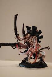 Hive Tyrant Leviathan by Glorthogoot