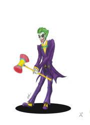 Joker by disned26