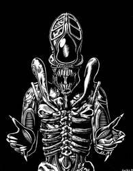 Alien by WillPhantom