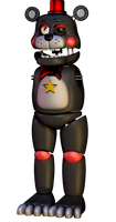 Lefty Freddy fazbear's simulator WIP 2 by NathanzicaOficial