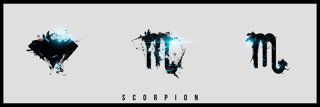 Scorpion by MrBeO9X