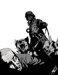 Krieghund by JohnDelmonte