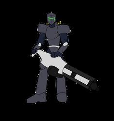 Blade Juggernaut by DratFurious8