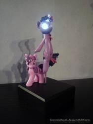 Custom figure: Element of Magic by SameAsUsual