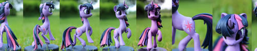 Twilight Sparkle detail by SameAsUsual