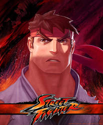 Ryu by AJNazzaro