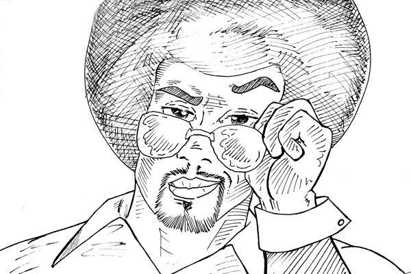 The Ghetto Cowboy by Evil-Money-Comics
