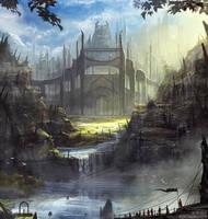 Dwarven Lands by HideTheInsanity