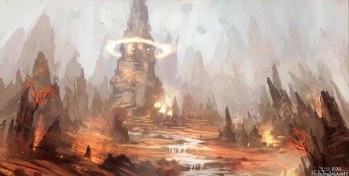 Barelands (Edit) by HideTheInsanity