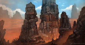 Pillars by HideTheInsanity