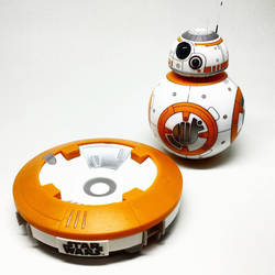 Sphere's App-enabled BB-8 by soy-monk