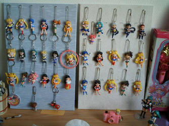My Sailor Moon Collection 4 by Mclarengirl