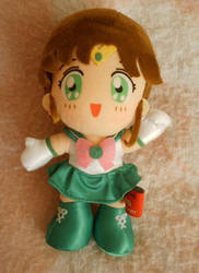 Sailor Jupiter 10thanniversary by Mclarengirl