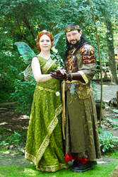 The Seelie King and Queen by BelovedUnderwing