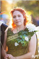Titania, Queen of Faerie by BelovedUnderwing