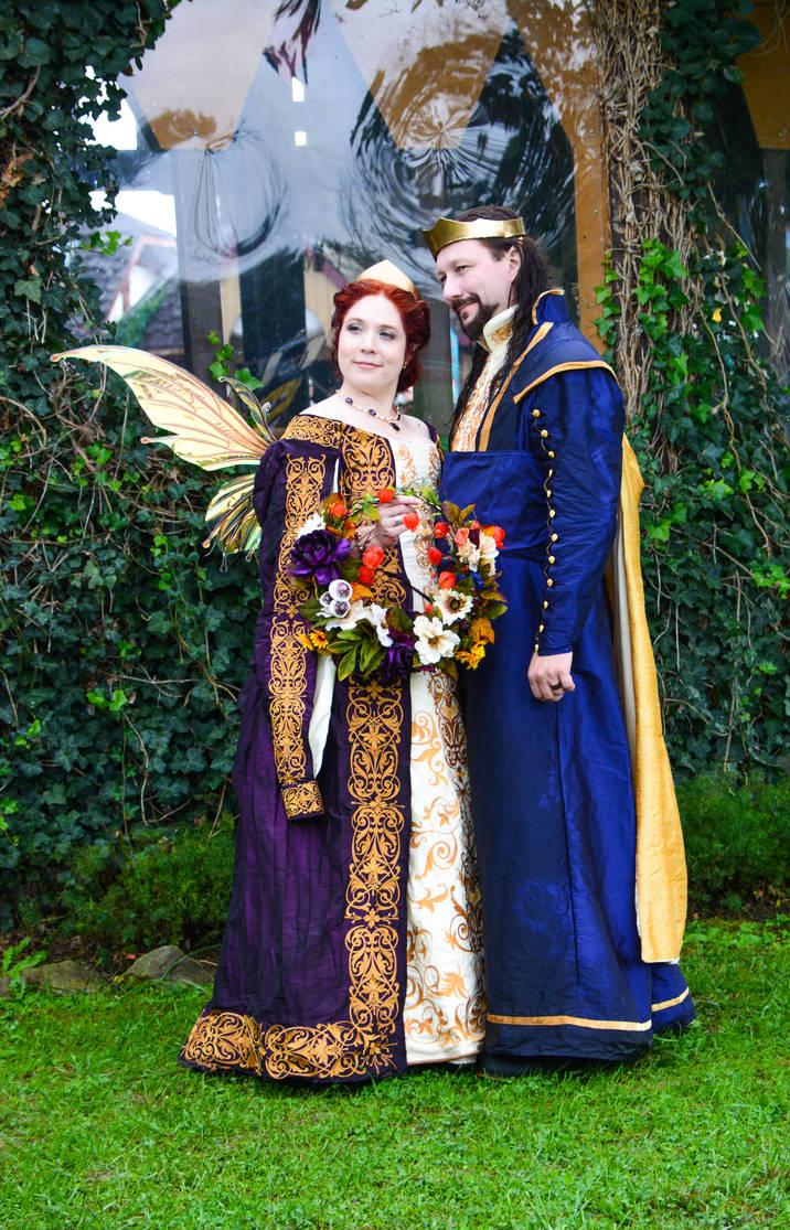 Wedding IV by BelovedUnderwing