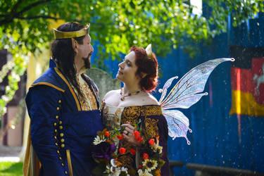 Wedding VI by BelovedUnderwing