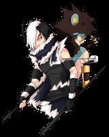 Team by Komi-xi