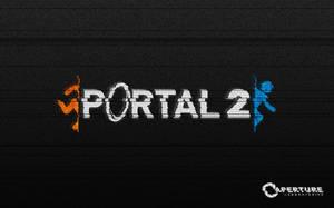 Portal 2 Wallpaper REReloaded by Zeptozephyr