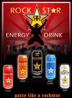Rockstar Energy Drink by schhen