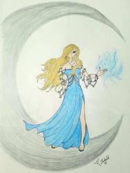 Moonwalker by SyryusMystyca