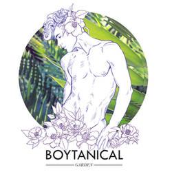 BOYTANICAL GARDEN by Hullabaloo2