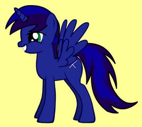 Pony Jewel v.1 by Wall-eROX24-7