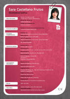 Curriculum Vitae by saragraphika