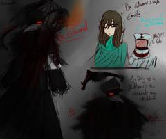 [ Plague Children Character Design ] Dr.Edward by LiaWorlds